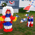 Lagaceville NB Acadian Lawn decorations CUL-02--487--1-11775