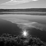 Newville-Lake-NS----Wide-view-of-lake-with-sun-star---Wdr-1213-MG_7772