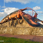 Shediac NB Worlds Largest Lobster -CUL-01---503---12181